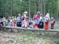 Školka v přírodě – léto 2008